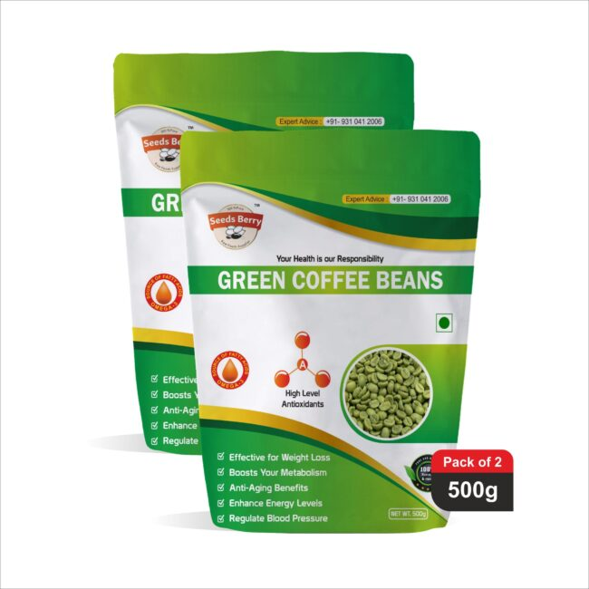 Raw Green Coffee Beans for Weight Loss