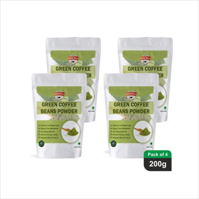 Green Coffee Beans Powder for Weight Loss