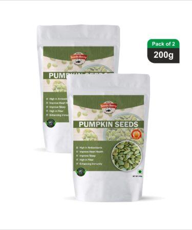 Raw Green Pumpkin Seeds for Eating