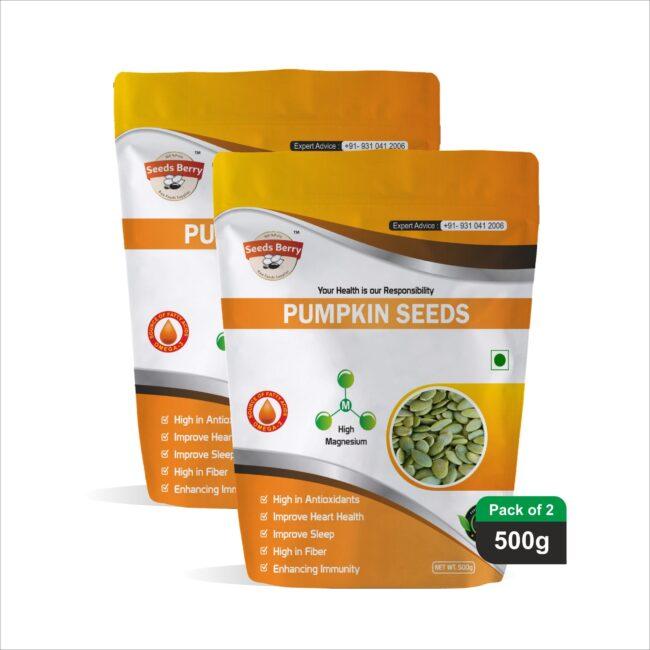 Pumpkin Seeds for Skin