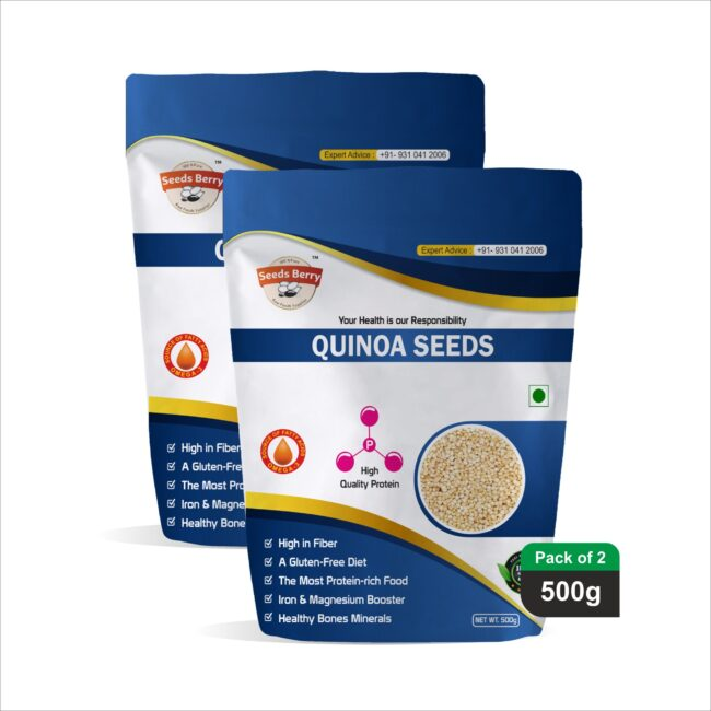 White Quinoa for Weight Loss 1Kg