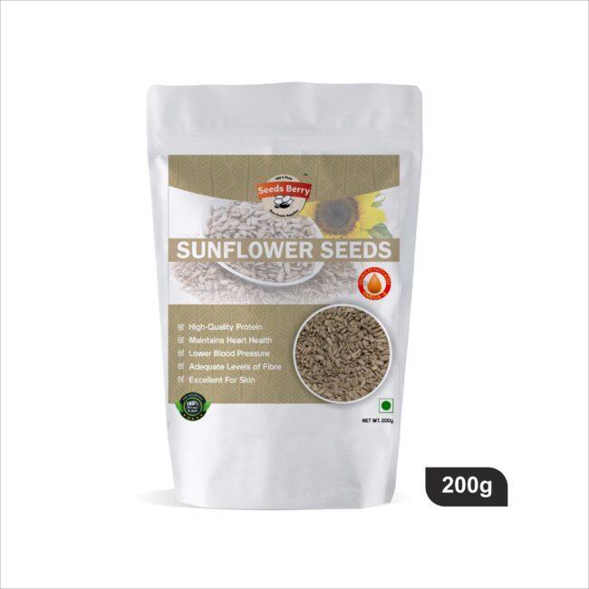Sunflower Seeds for Eating 200g