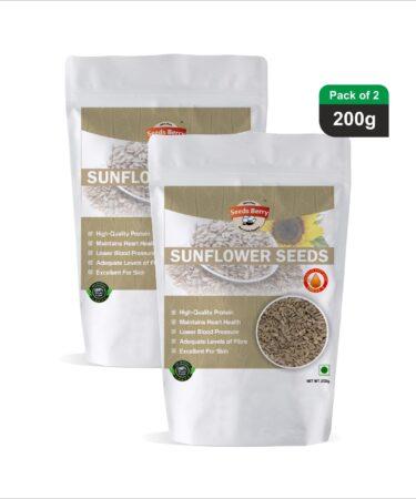Sunflower Seeds as a Superfood 400g