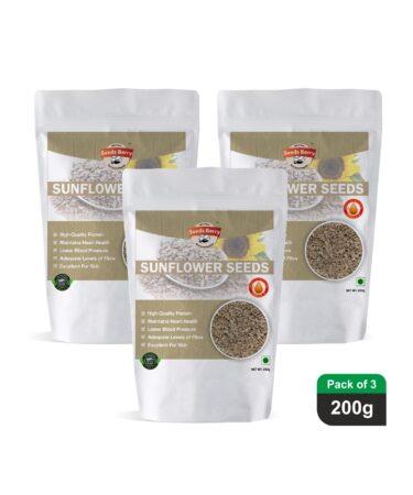 Raw Sunflower Seeds for Eating 600g