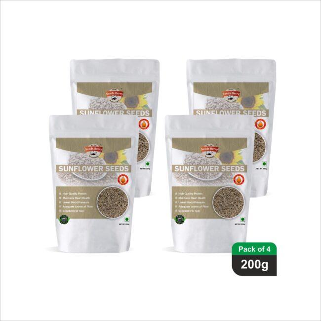 Raw Sunflower Seeds for Eating 800g